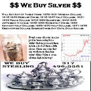Sterling Silver Jewelry and Coins
