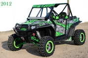 2012 Polaris RZR XP 900 Winch 4WD