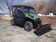 2012 Kawasaki Teryx 4 750 4x4 Plow,  Winch,  Cab