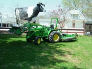 2005 John Deere 790 4WD Tractor Loader Mower