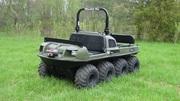 2012 Mudd-Ox 8x8 40HP Kohler Gas Amphibious ATV