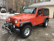 2005 Jeep Jeep Wrangler Unlimited Sport Utility 2-Door