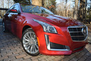 2014 Cadillac CTS AWD LUXURY COLLECTION-EDITION (TURBO)