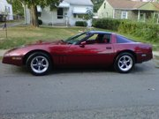 85 Corvette For  Sale